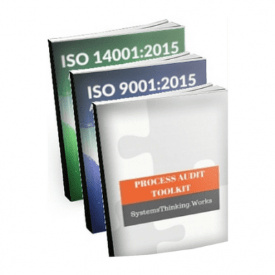 ISO Audit Guide and Checklist Bundle